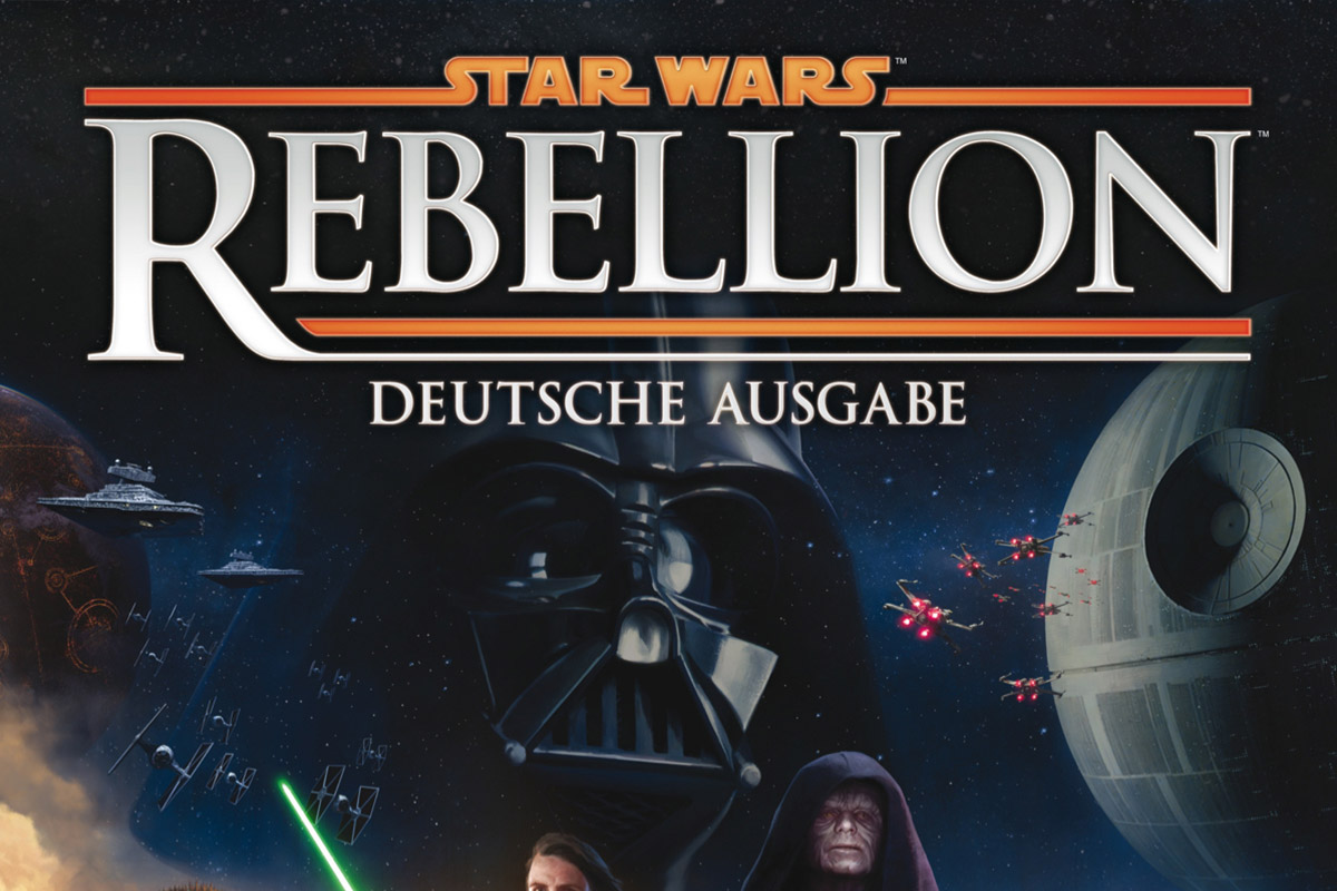 Star Wars (tm): Rebellion - Fantasy Flight Games