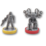 Miniaturen aus Cry Havoc
