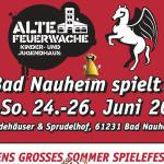 Pegasus wertet Bad Nauheim spielt! auf – Deutsche Meisterschaften