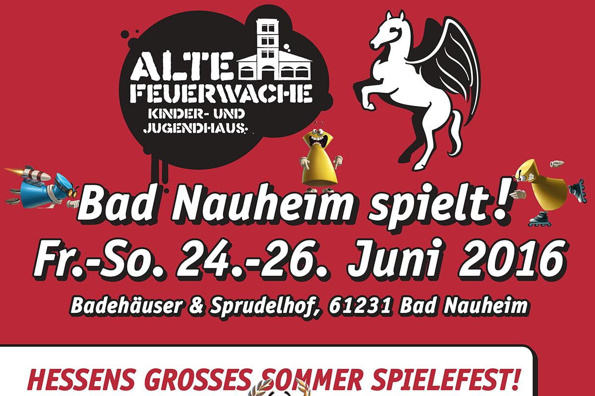 Bad Nauheim spielt