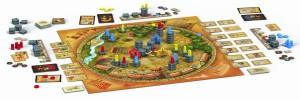 Porta Nigra Spielsituation Quelle: Pegasus Spiele