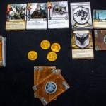 Stark und Nachtwache Karten