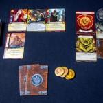 Lannister und Baratheon Karten
