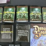 Dungeon Saga Kartensets
