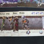 Charakter-Karten