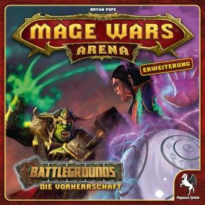 Mage Wars Arena Battlegrounds - Die Vorherrschaft Cover