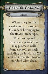 Die Monk Hybrid-Klasse