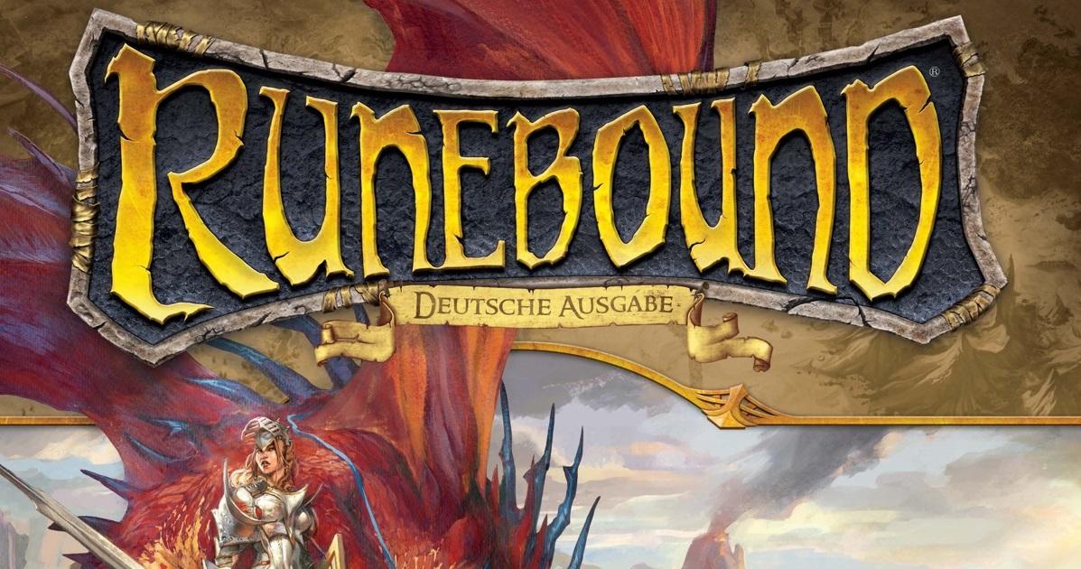 Bild von Rezension: Runebound 3. Edition