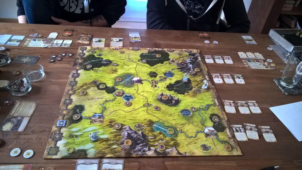 Runebound 3 Spieler