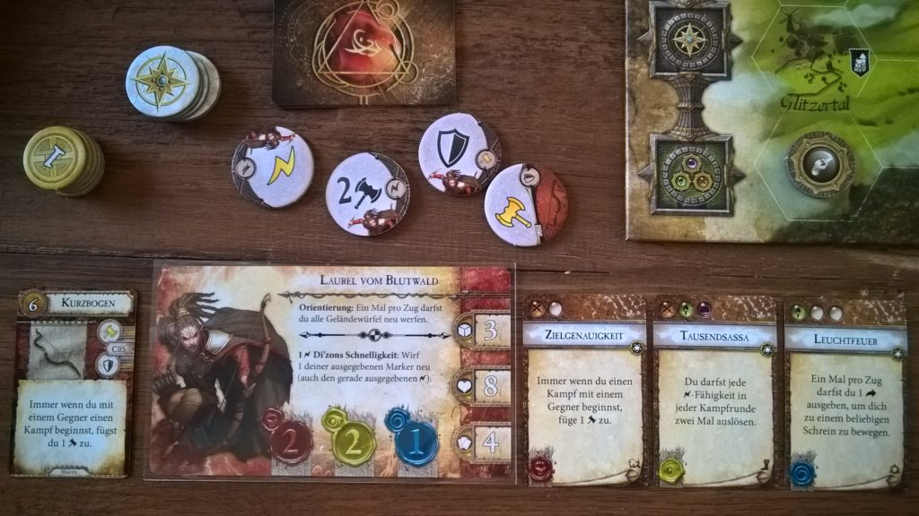 Runebound Held