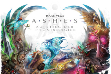 Ashes – Aufstieg der Phönixmagier – Rezension, How2Play