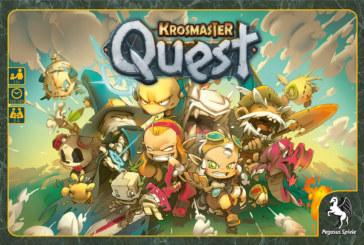 Krosmaster Quest – Rezension