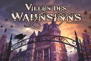 Villen des Wahnsinns 2nd Edition – News (Deutscher Termin)