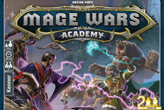 Mage Wars: Academy – Rezension