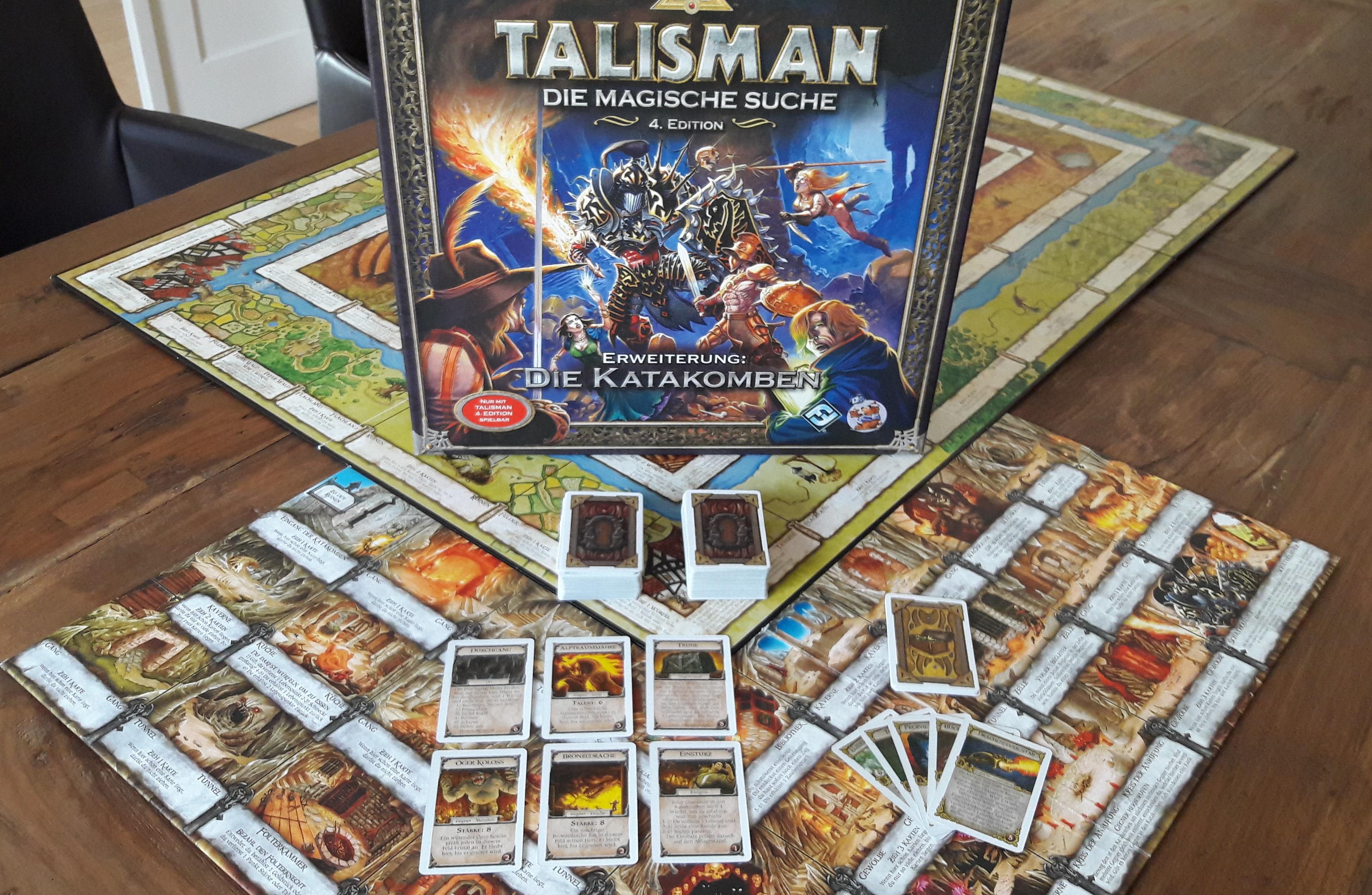 Brettspiel Talisman