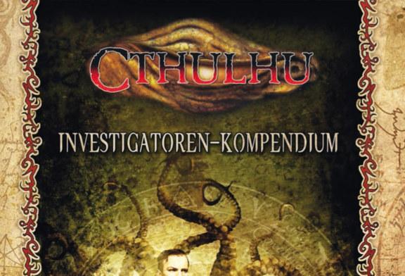 Cthulhu: Investigatoren Kompendium – Rezension