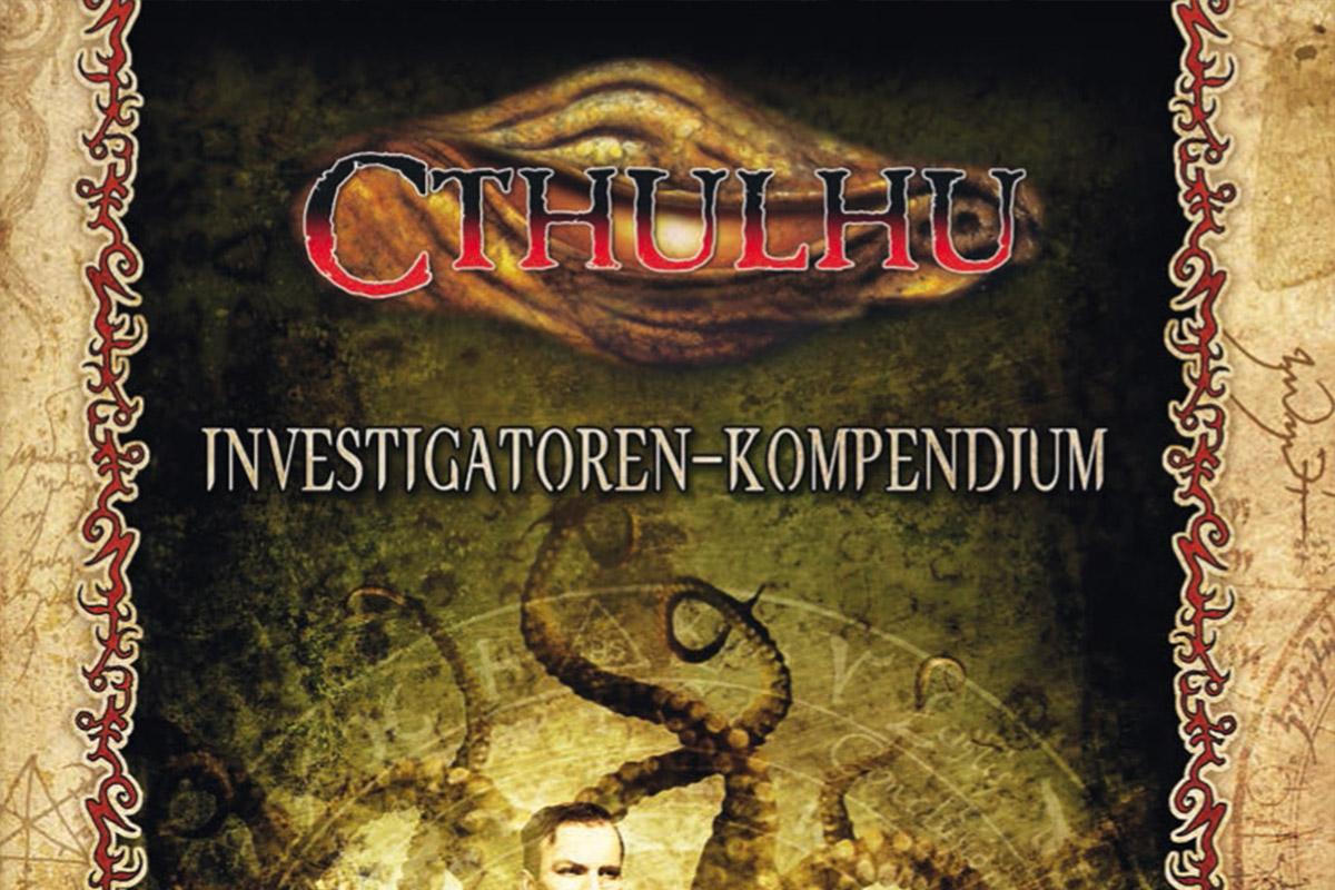 Cthulhu Investigatoren Kompendium