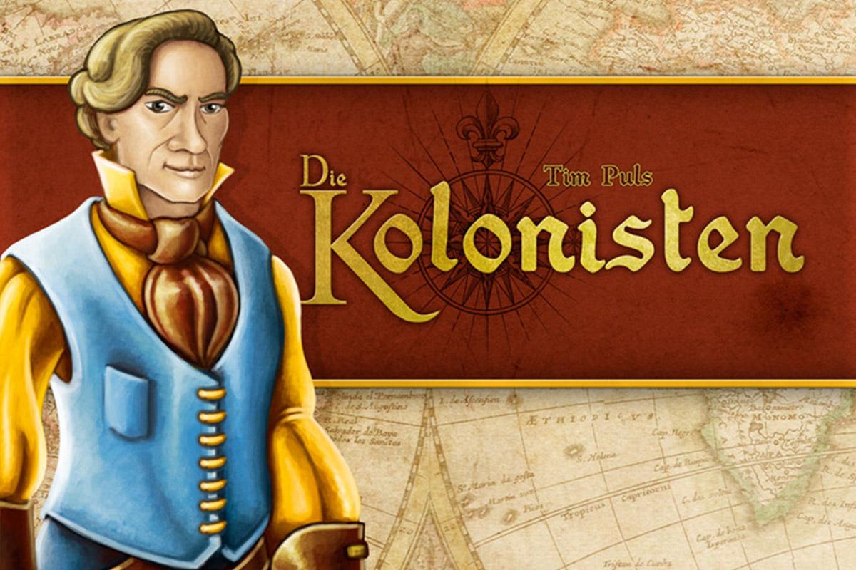 Die Kolonisten - Lookout Spiele
