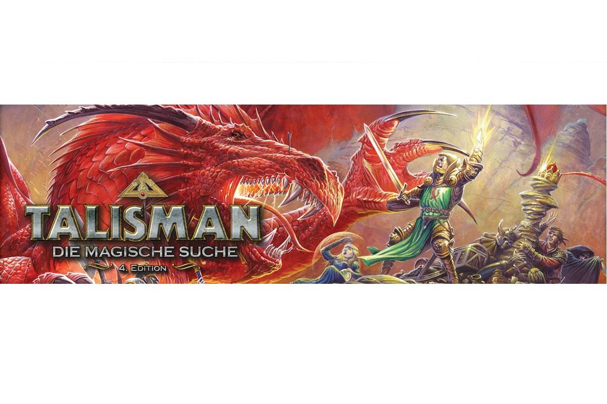 Bild von Talisman – Der Klassiker und seine Erweiterungen (4th Revised)