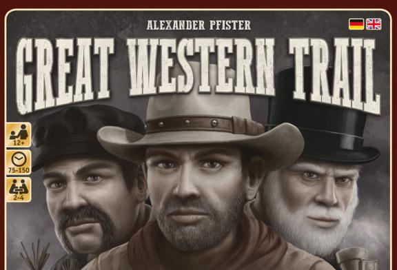 Angespielt: Great Western Trail