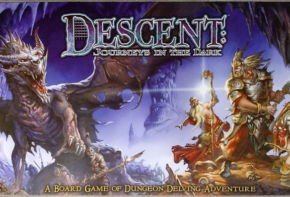 Descent – Aufbewahrung und andere Kleinigkeiten
