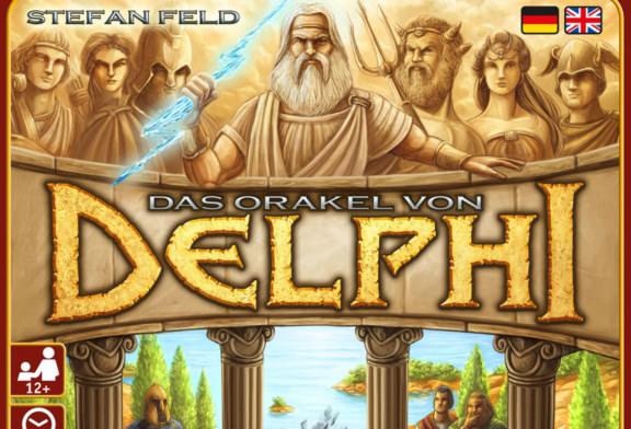 Rezension: Das Orakel von Delphi