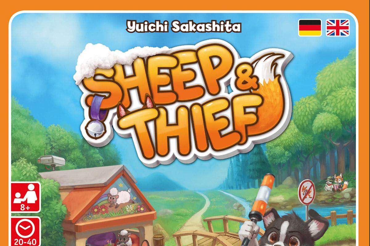 Sheep & Thief von Pegasus Spiele