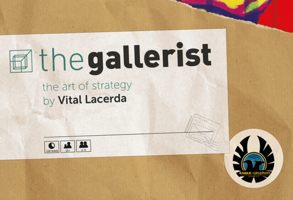 Angespielt: The Gallerist
