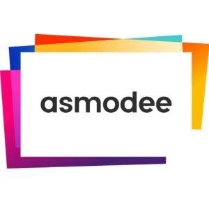 Asmodee Logo für Markenkommunikation