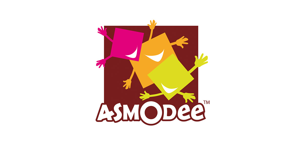 Asmodee Logo bis 2017