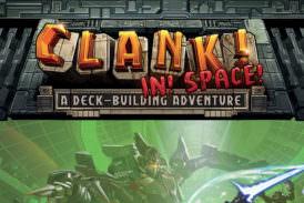 Rezension: Clank! In! Space!