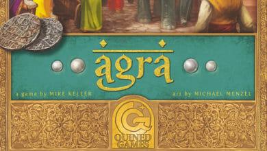 Agra (Quined Games) Rezension