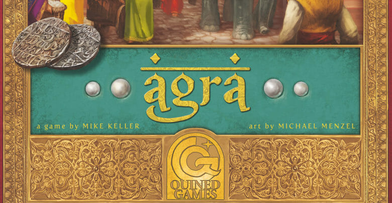 Agra (Quined Games) Rezension