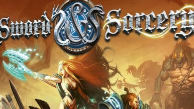 Sword & Sorcery Asmodee / Ares Games