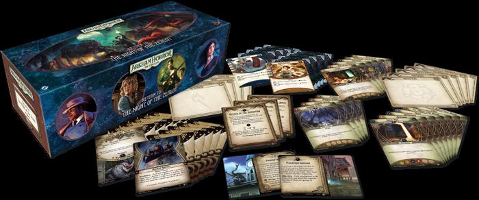 Arkham Horror LCG Foto: Fantasy Flight Games