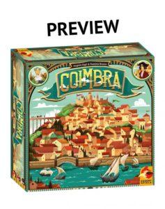 Coimbra (Preview) - Eggertspiele
