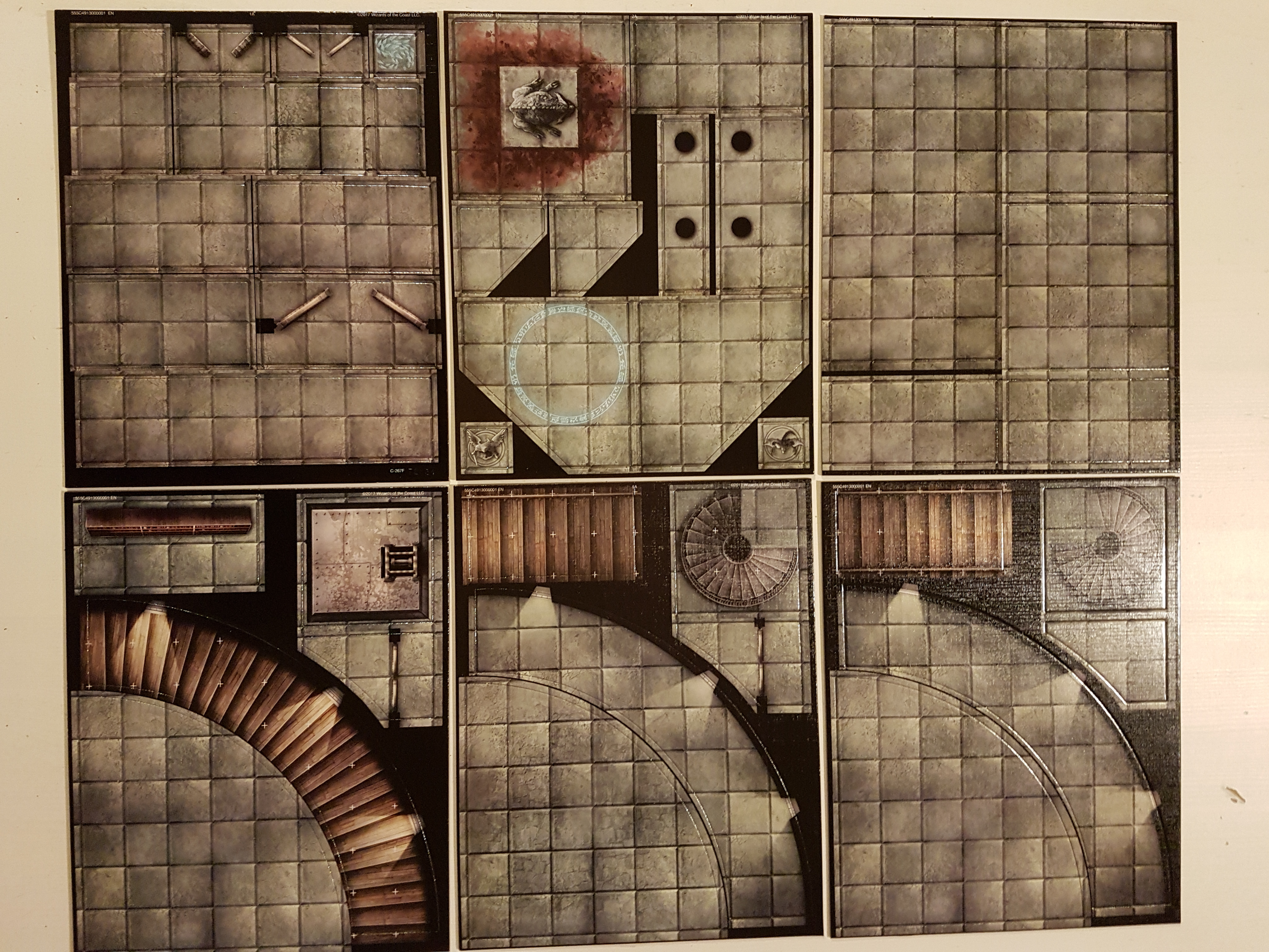 D&D Dungeon Tiles Reincarnated - Boardgamejunkies