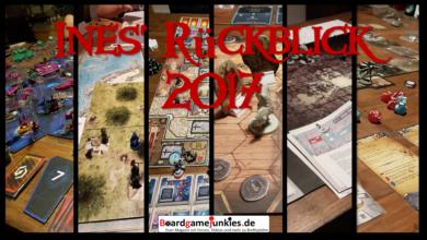 Bild von Ines' Spiele-Rückblick 2017