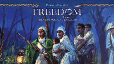 Freedom: The Underground Railroad. Foto: Academy Games