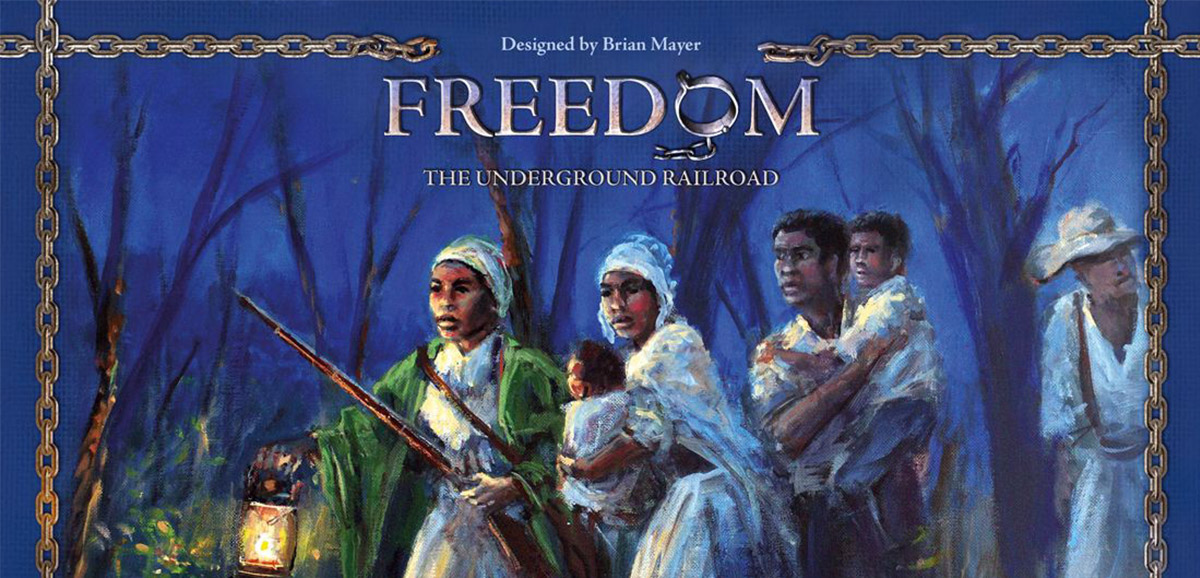 Freedom: The Underground Railroad. Foto: Academy Games