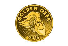 Golden Geek Award Foto: Boardgamegeek.com