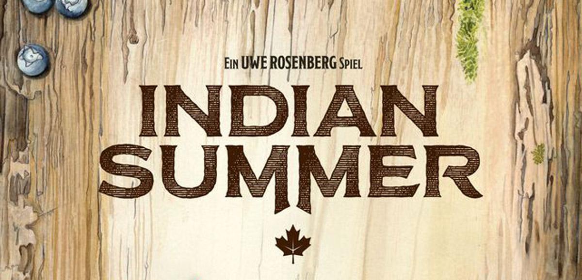 Indian Summer. Foto: Pegasus Spiele
