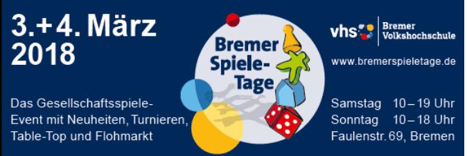 Foto: Presseinfo Bremer Spieletage