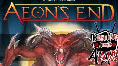 Bild von Rezension: Aeon's End