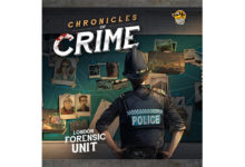 Chronicles of Crime Foto: Lucky Duck Games