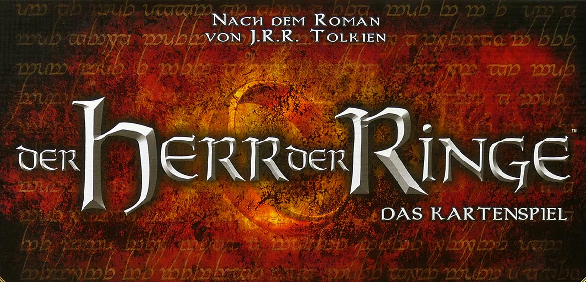 Herr der Ringe LCG Cover