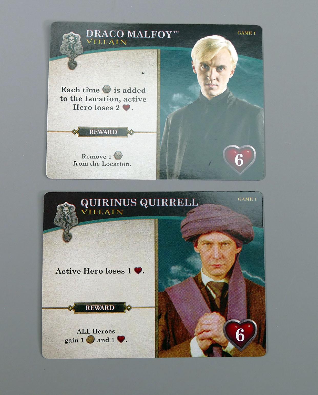 Hogwarts Battle Qualitätsvergleich