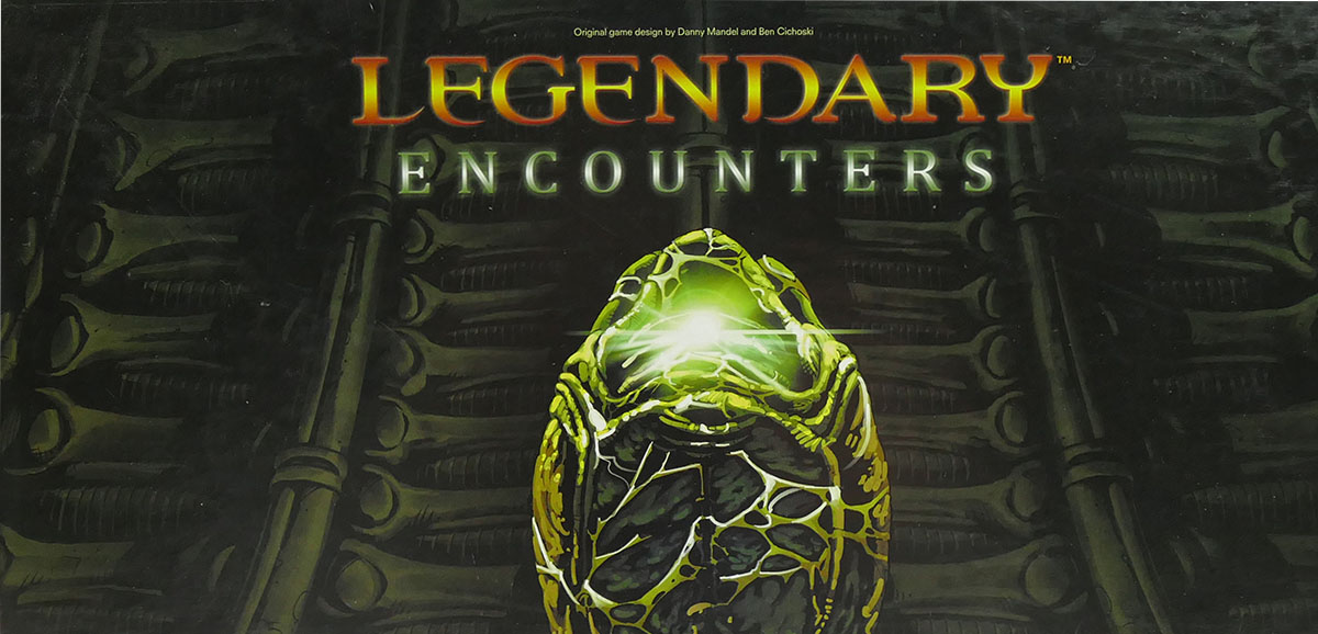 Legendary Encounters Alien BGJ