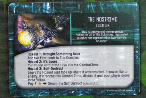 Location Nostromo LEA