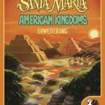 Santa Maria American Kingdoms Erweiterung Cover - Pegasus Spiele